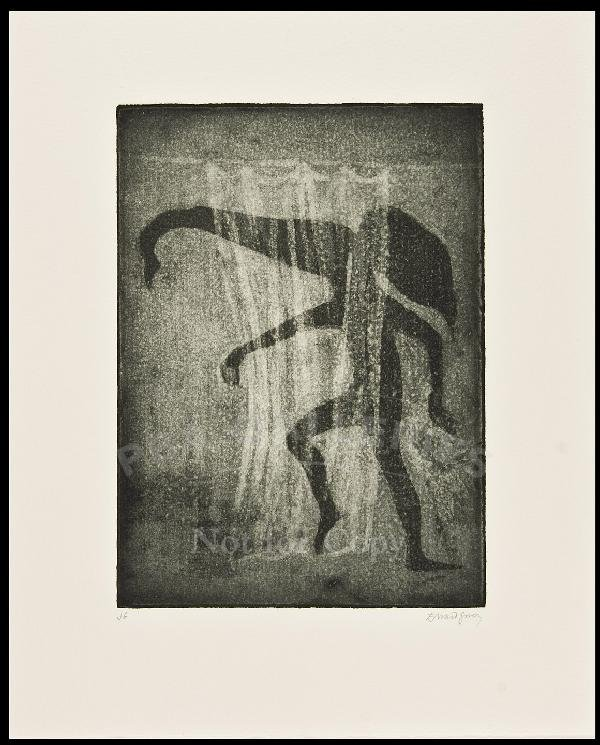 377: Elefantomas by Edward Gorey, 1/26 sets 1986