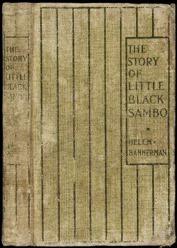 9: The Story of Little Black Sambo 1st Edition