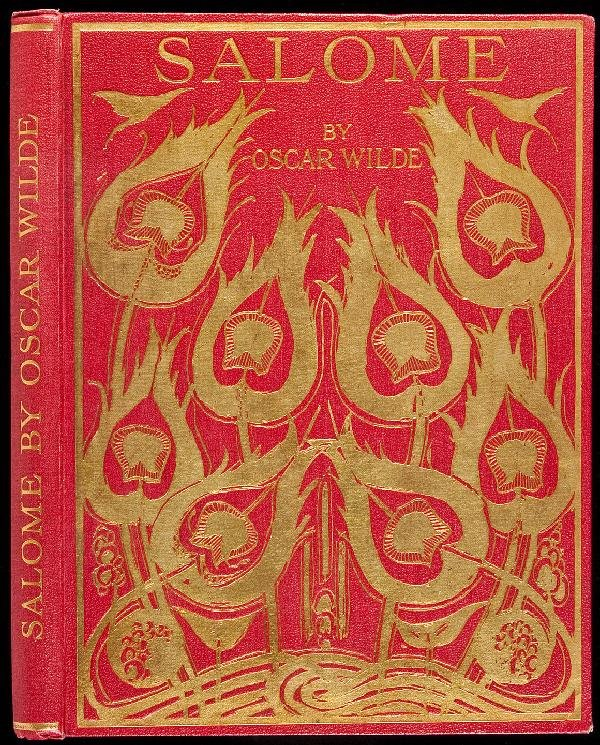 11: Salome: A Tragedy in One Act illus by Beardsley