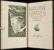 248 Golden Cockerel Flinders Narrative 1798 voyage