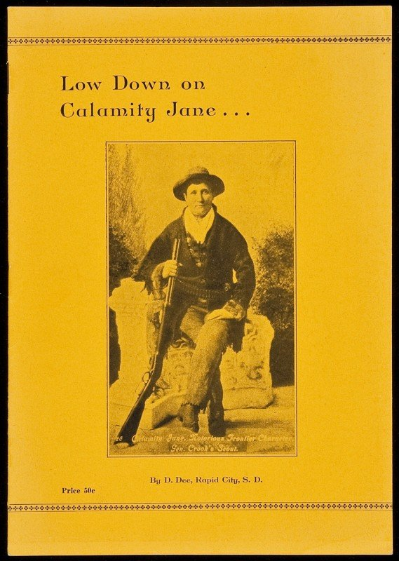 20: Low Down on Calamity Jane in wrappers