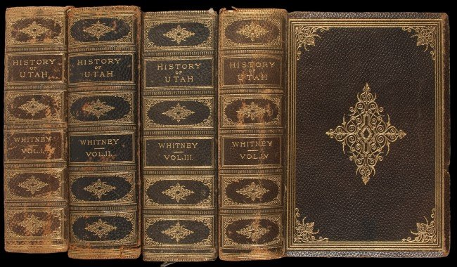244: Whitney's History of Utah