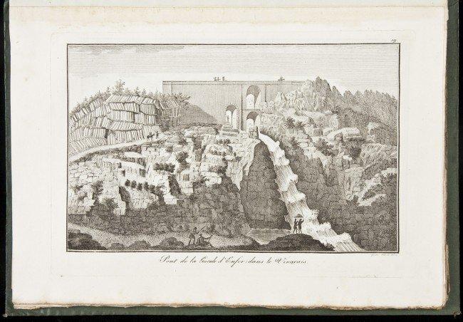 9: Breislak's Atlas Geologique 1818