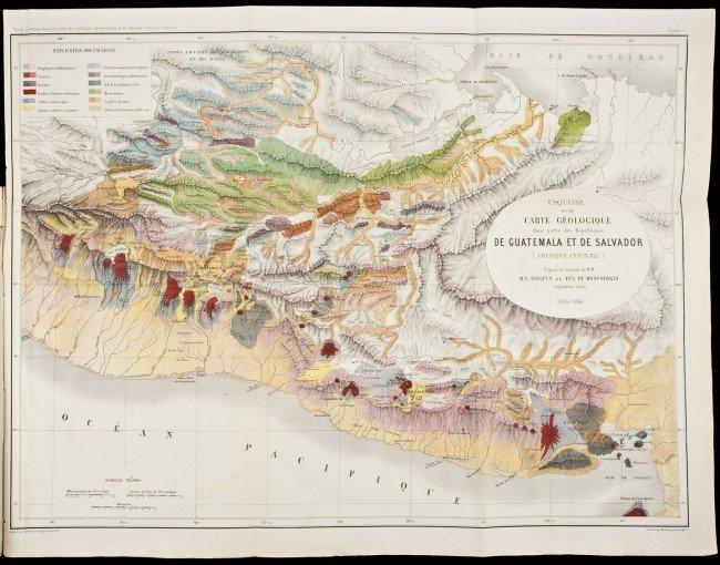 23: Voyage Geologique Guatemala & San Salvador