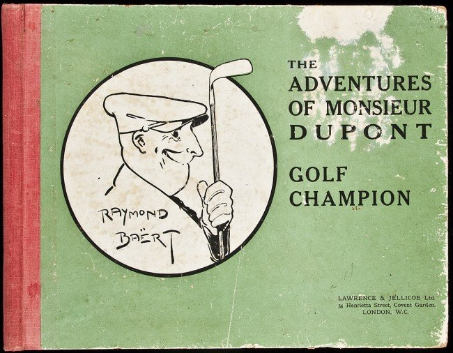 13: Adventures of Monsieur Dupont, Golf Champion