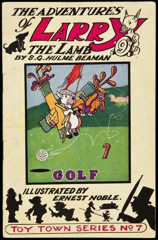 19: Adventures of Larry the Lamb: Golf 1935