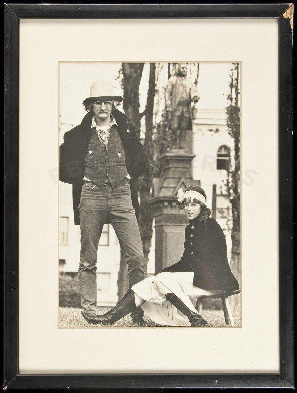 8: Photograph of Richard Brautigan