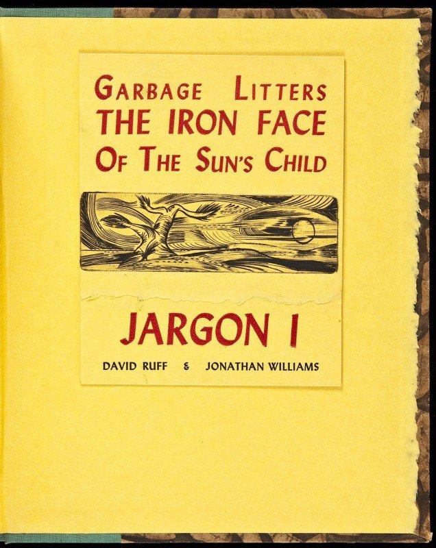 67: Rare Jargon I signed by Wiliams & Ruff 1/50