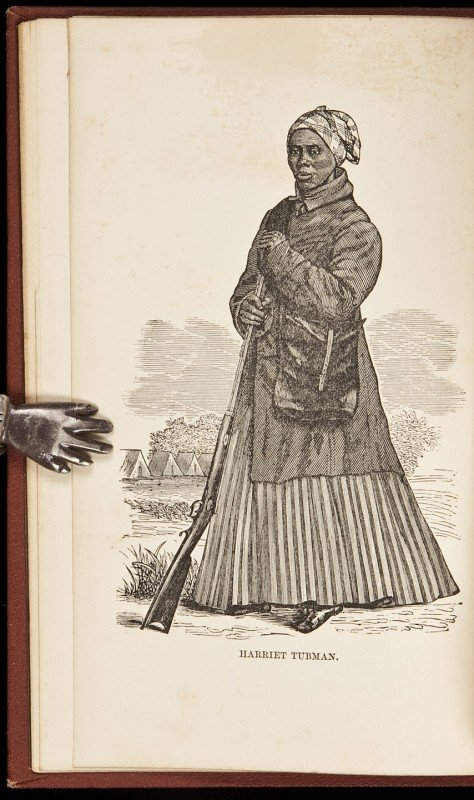 13: Scenes in the Life of Harriet Tubman 1869