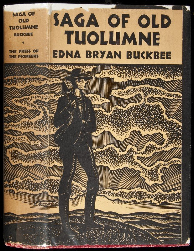 16: Saga of Old Tuolumne by Buckbee in dj 1935