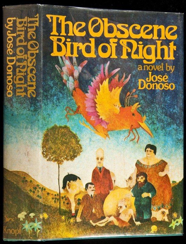 71: The Obscene Bird of Night by Jose Donoso