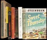 268: Seven volumes of modern literature