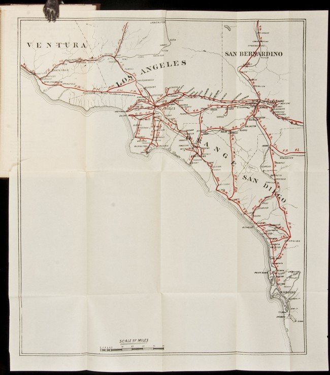 6: Cyclers' Guide and Road Book of California 1896