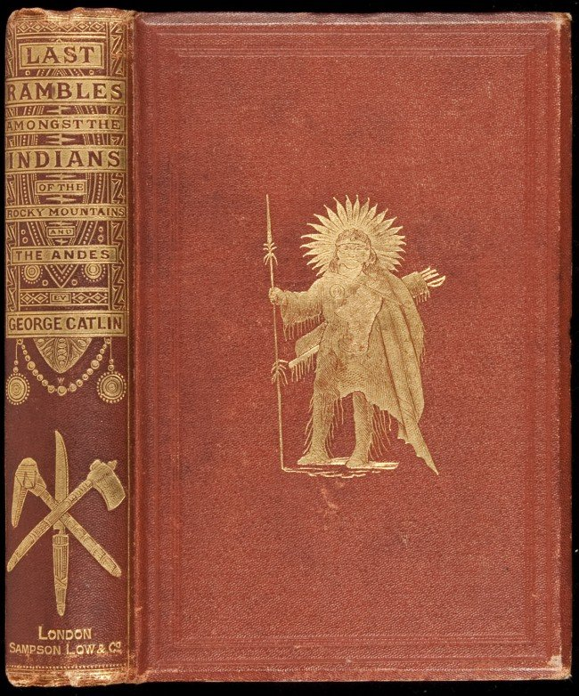 17: Last Rambles Amongst The Indians 1868