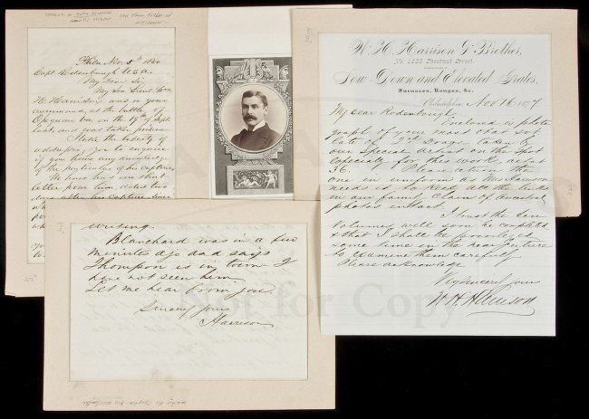 23: Letters from Civil War soldier