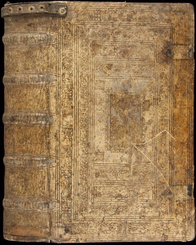 5: Antiphonarium Romanum Juxta Breviarium 1649