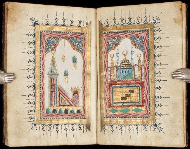 6: Manuscript Prayer Book and Koran