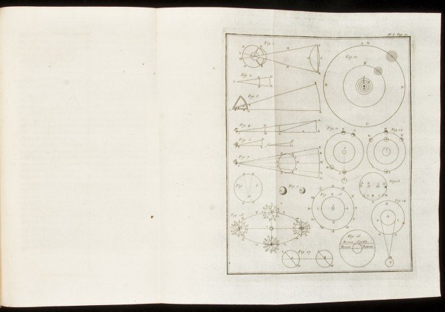 8: first important manual of astronomy in France