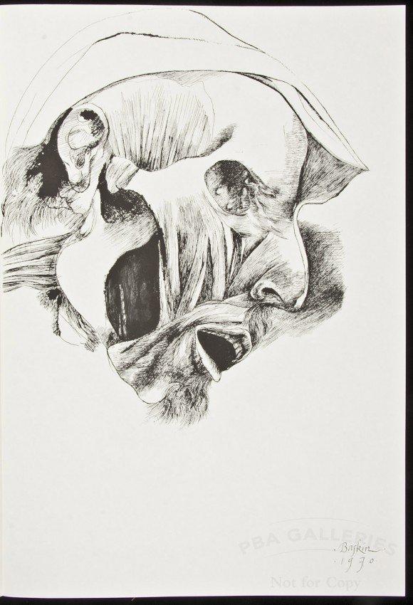 17: Leonard Baskin Ars Anatomica