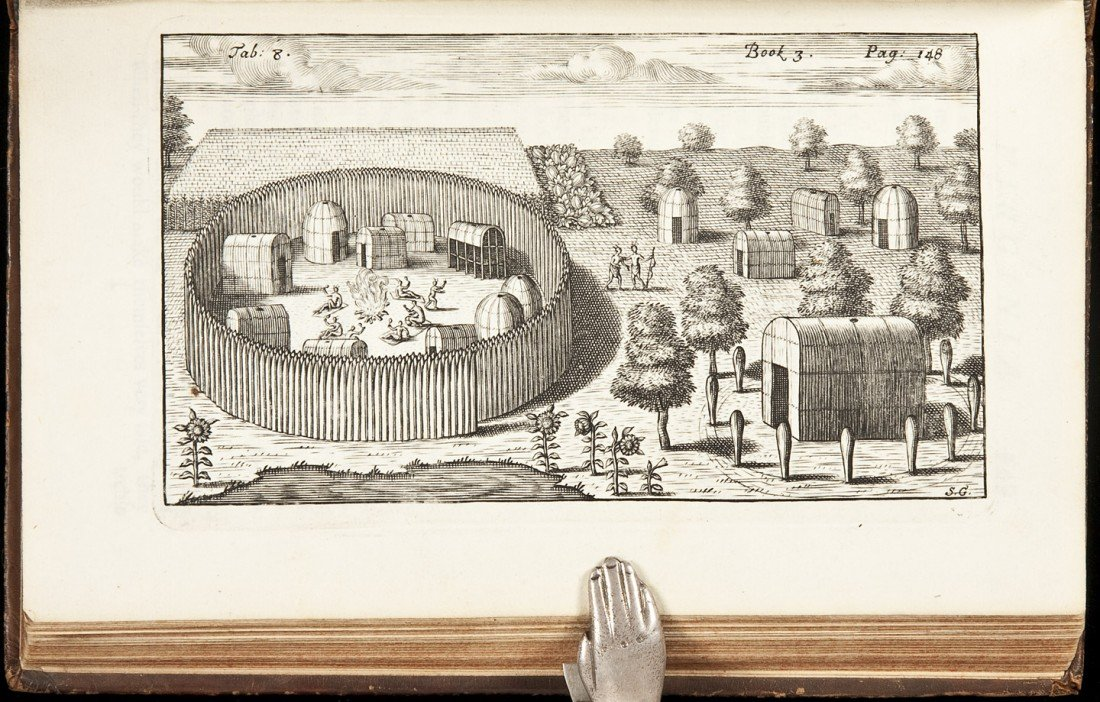 19: Beverley's History of Virginia 1722 2nd Edition