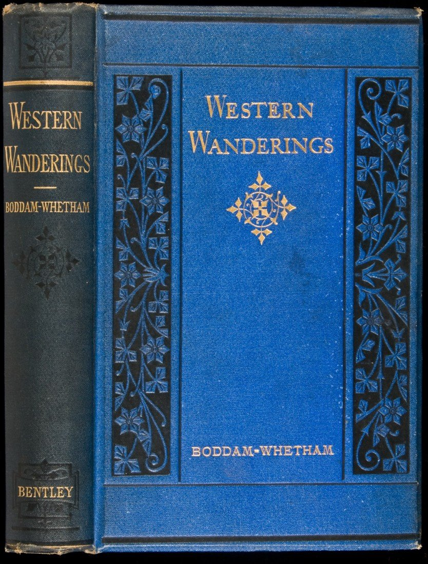 23: Western Wanderings: A Record of Travel
