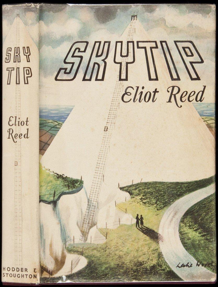12: Skytip by Eric Ambler under psued. Eliot Reed