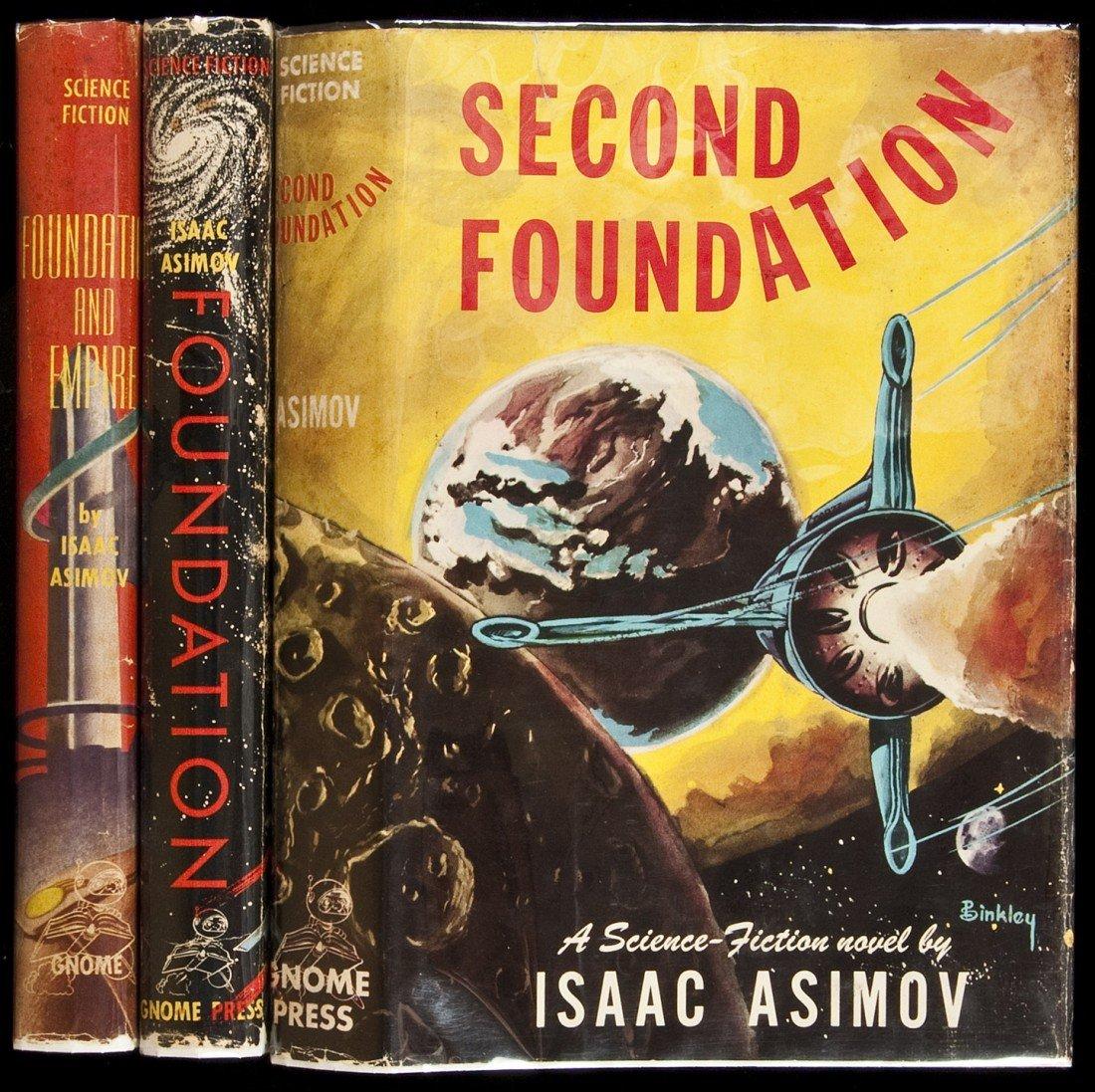 26: Asimov's Foundation Trilogy 1st Edition