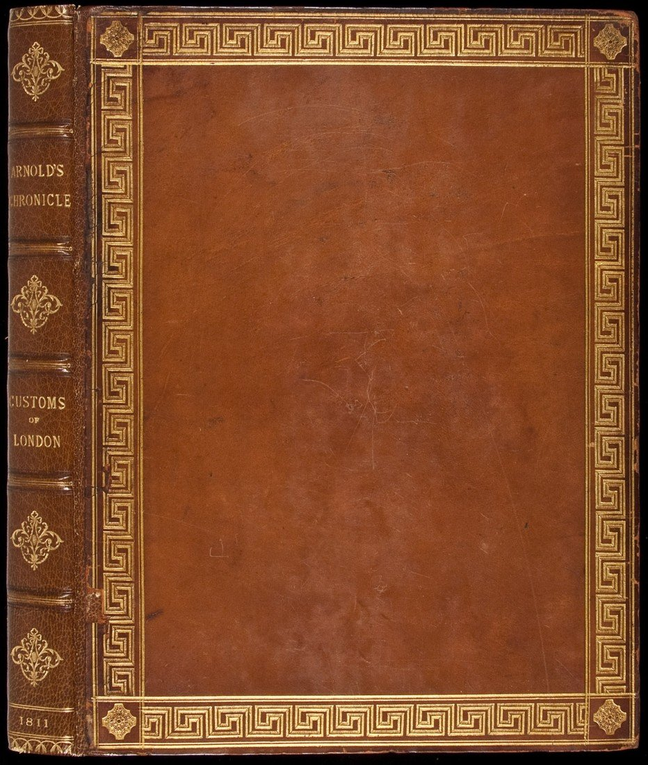 9: Customs of London by Arnold 1811