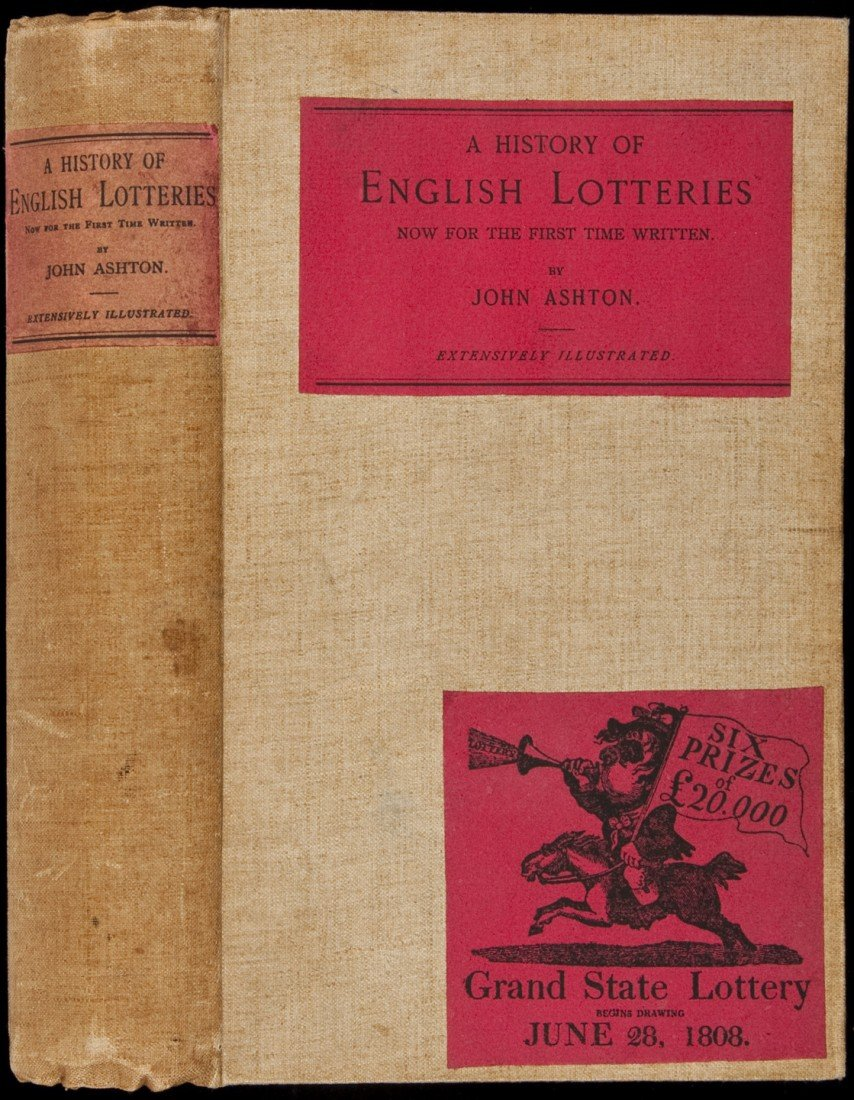 10: A History of English Lotteries 1893
