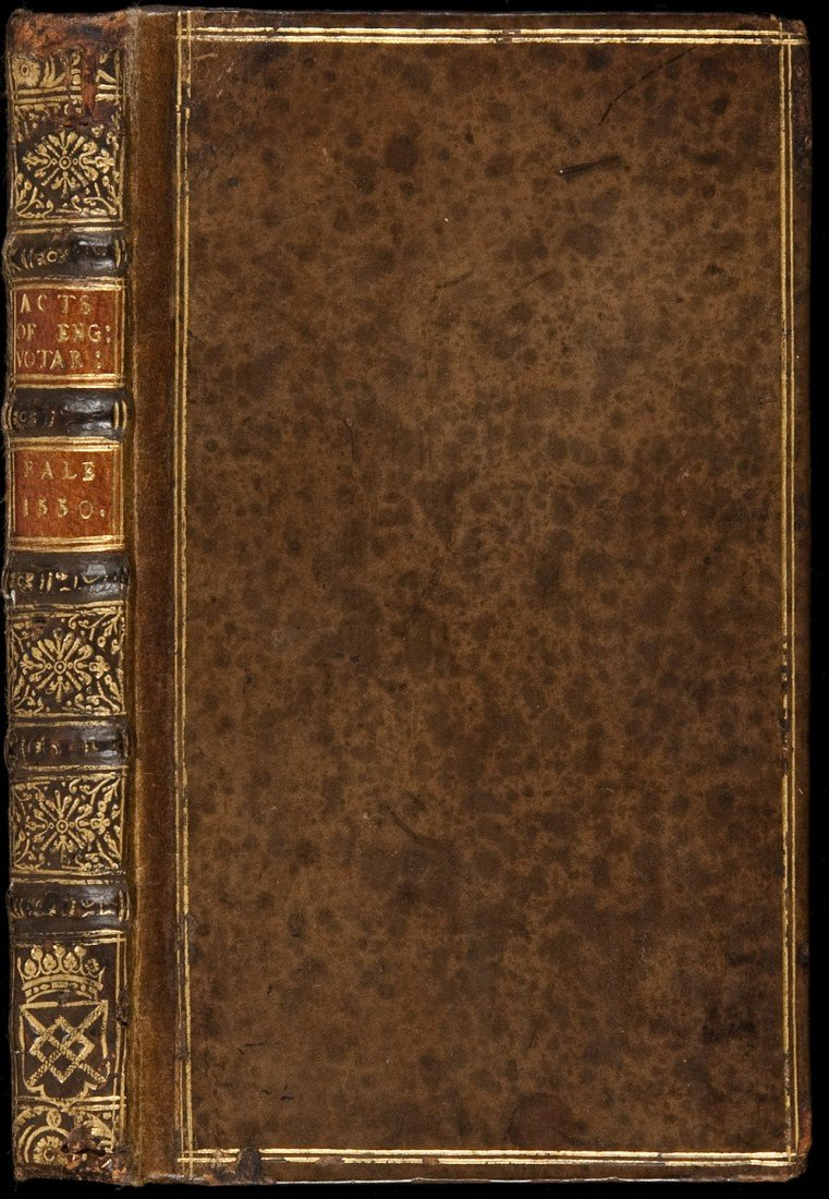 19: Bale's 1551 tome of Englysh votaryes part 2