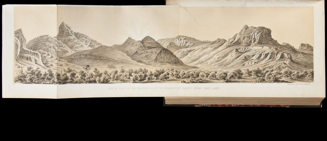 Stansbury's Expedition to the Great Salt Lake