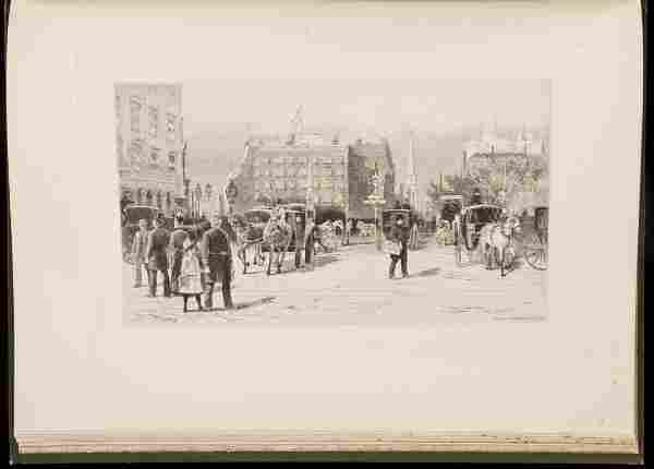 Original Etchings by American Artists 1887