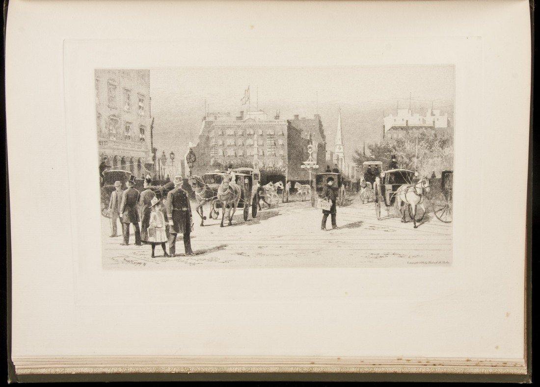 172: Original Etchings by American Artists 1887