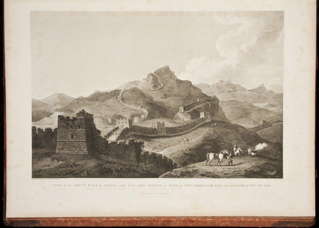 273: Staunton's Embassy to China 1797 with atlas