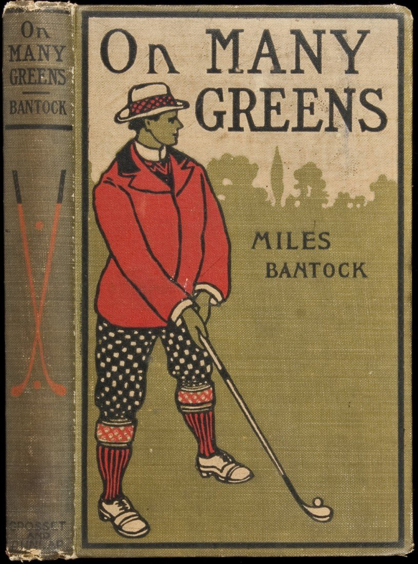 22: On Many Greens: A Book of Golf and Golfers