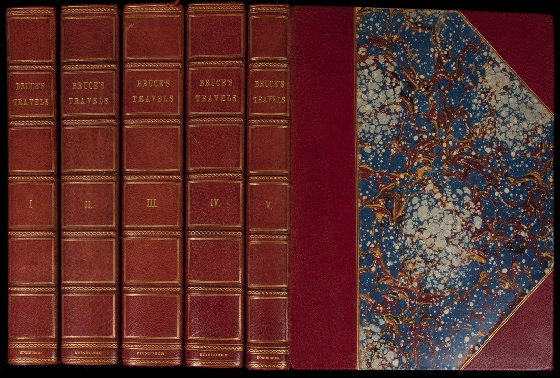 20: Travels to Discover the Source of the Nile 1st ed