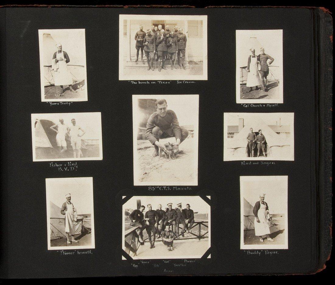 11: Aeronautical training during World War I photos