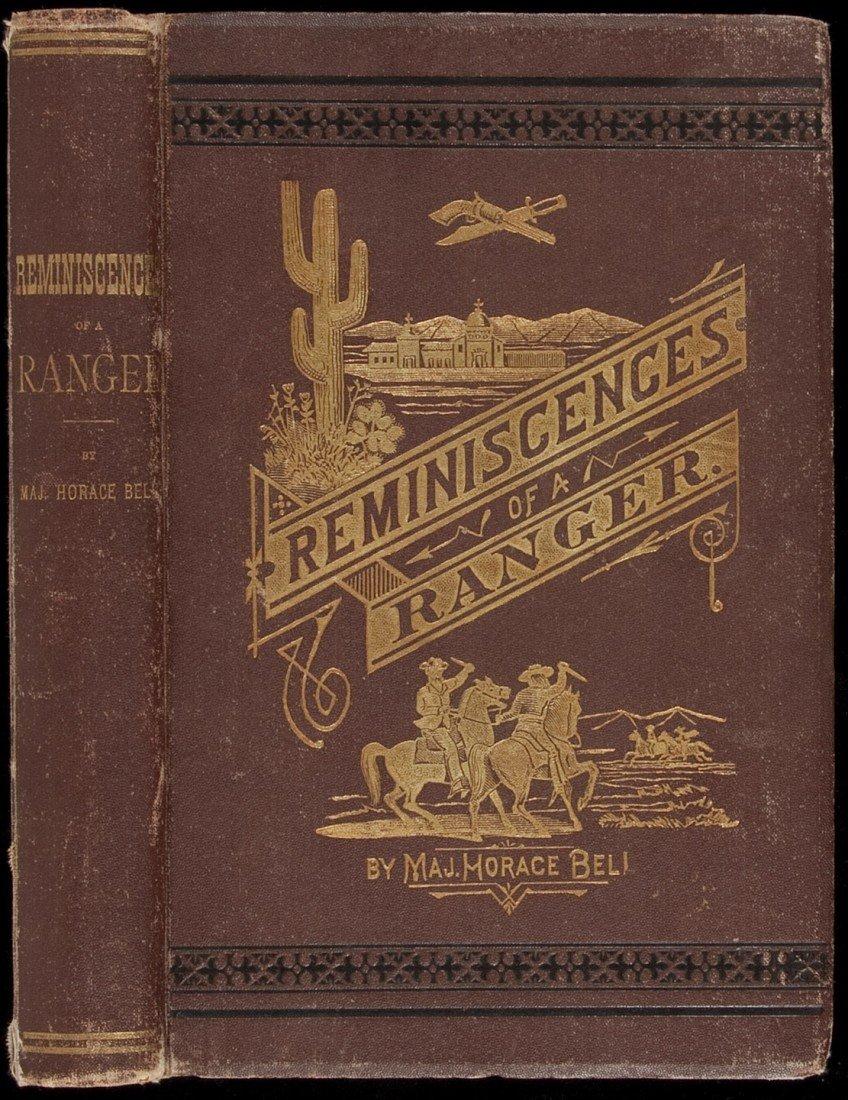 17: Horace Bell Reminiscences of a Ranger