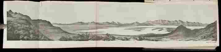 188 Exp  Survey of Great Salt Lake UT 1853