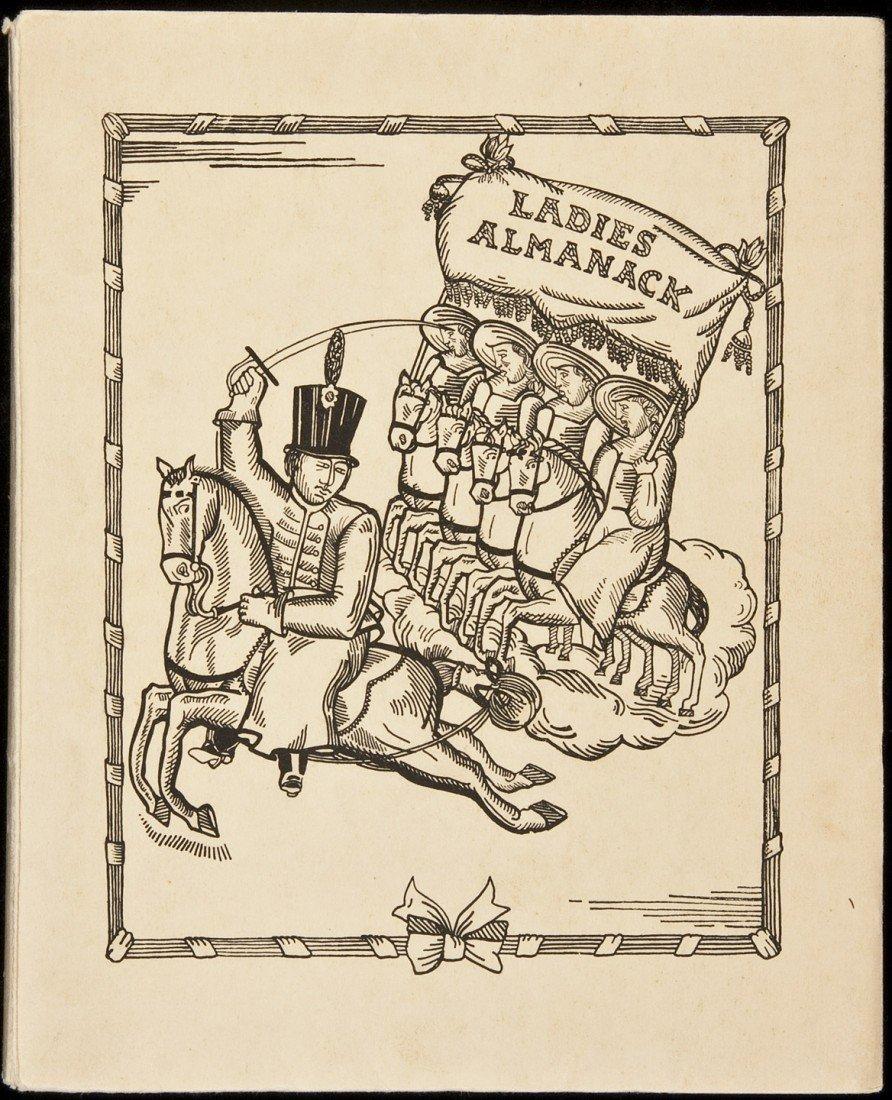 9: Ladies Almanack by Djuna Barnes 1928