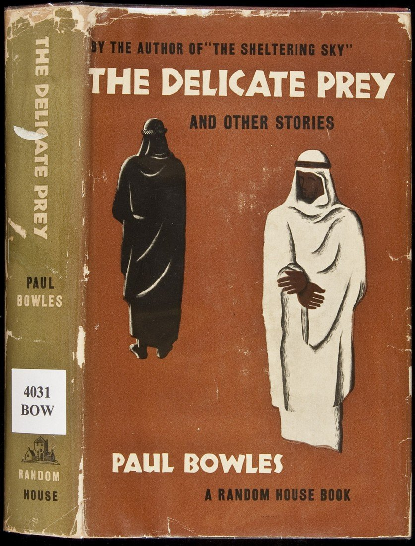 12: Delicate Prey and Other Stories by Paul Bowles