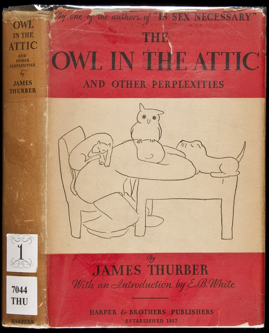 153: The Owl in the Attic and Other Perplexities