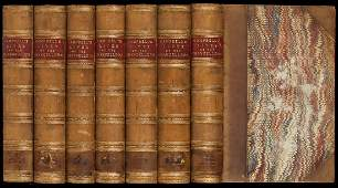 249: Lives of the Lord Chancellors 7 vols 1845-47