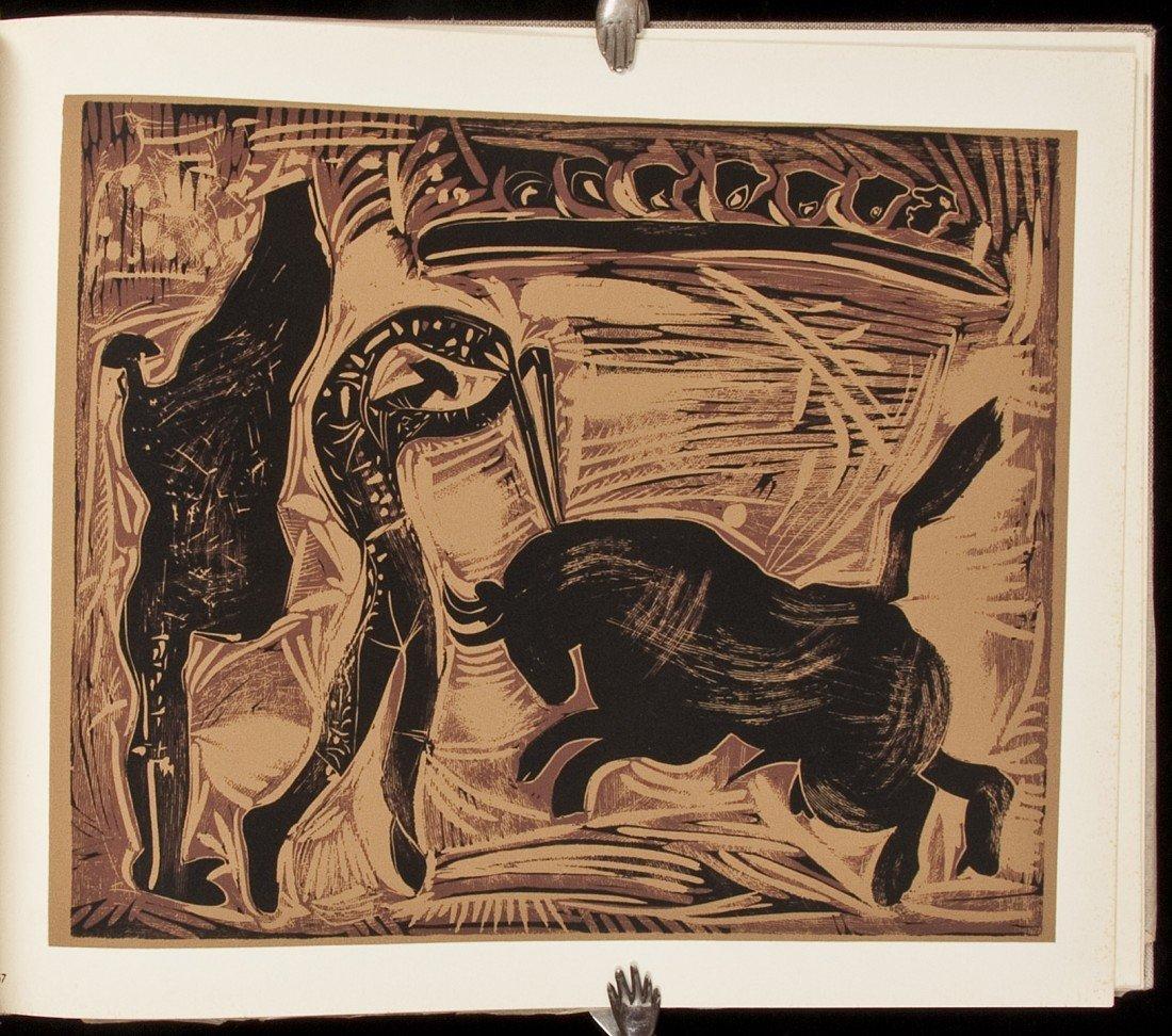 373: Picasso Linoleum Cuts, Harry Abrams 1962