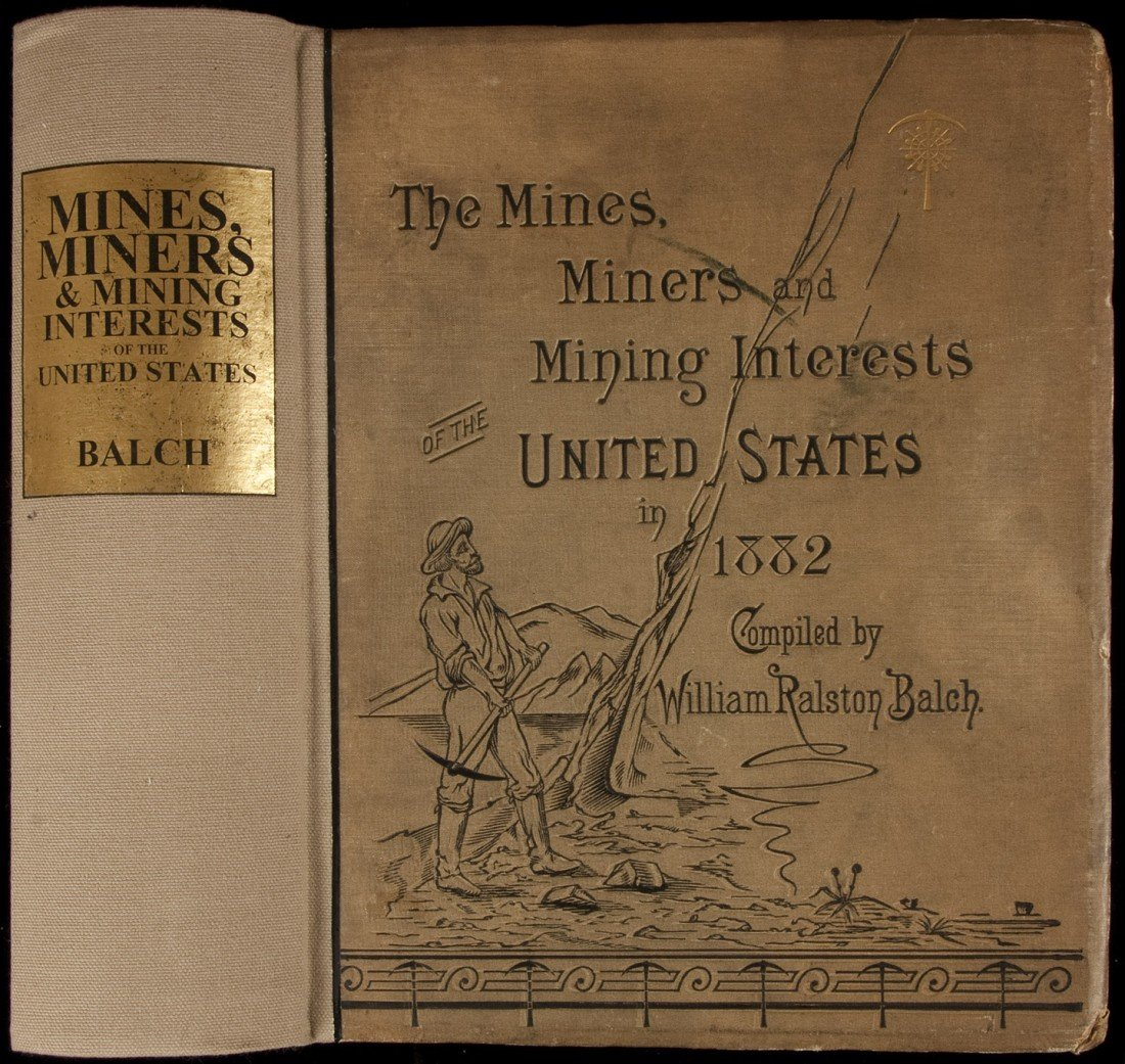 8: Mines, Miners and Mining Interests of the U.S.