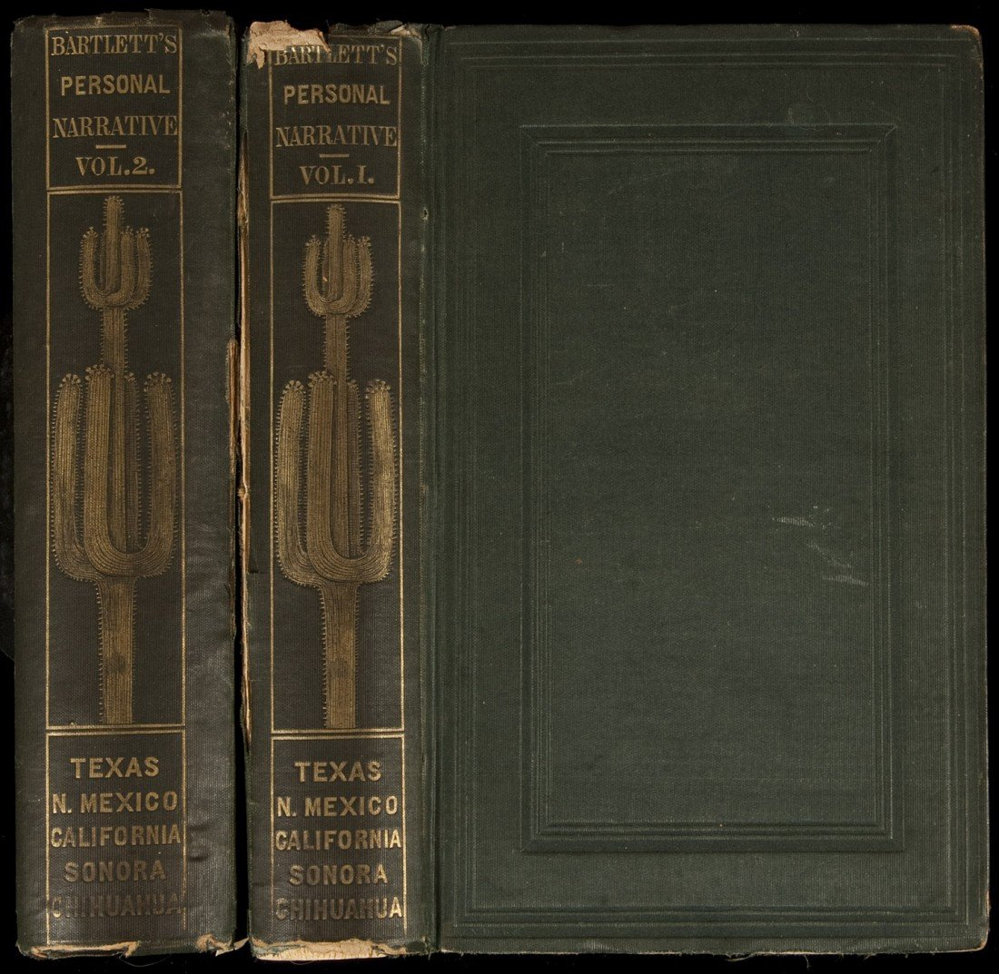 10: Explorations & Incidents in Texas 1854