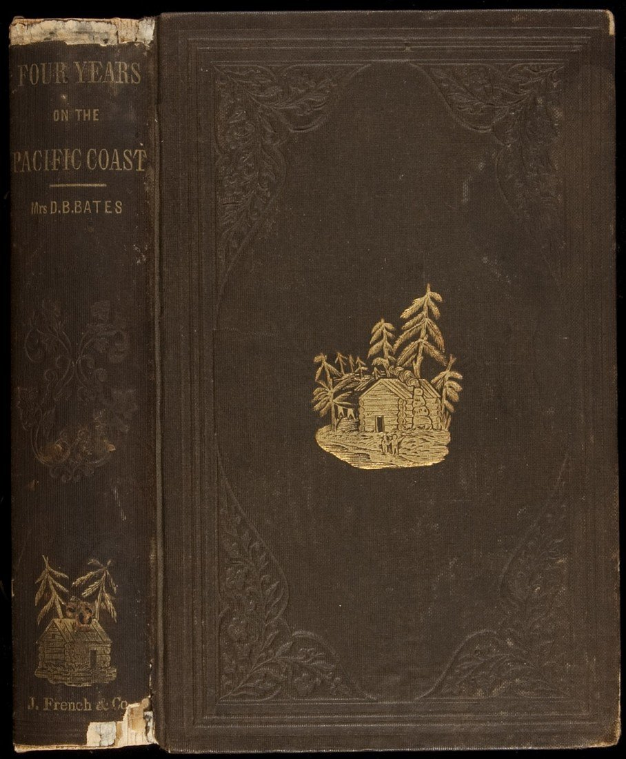 11: Incidents on Land & Water by Mrs Bates 1857