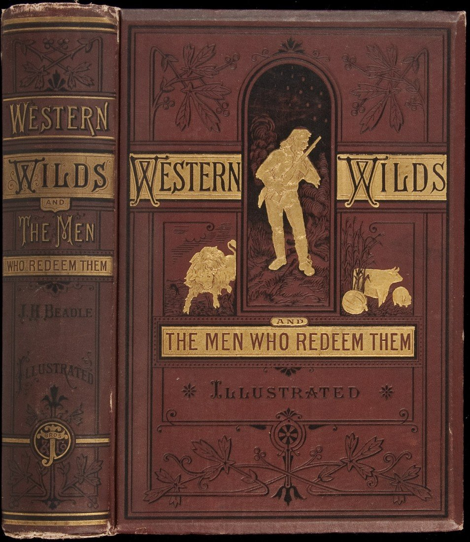 12: Western Wilds, and the Men Who Redeem Them