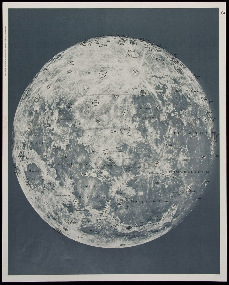 4: Photographic Lunar Atlas