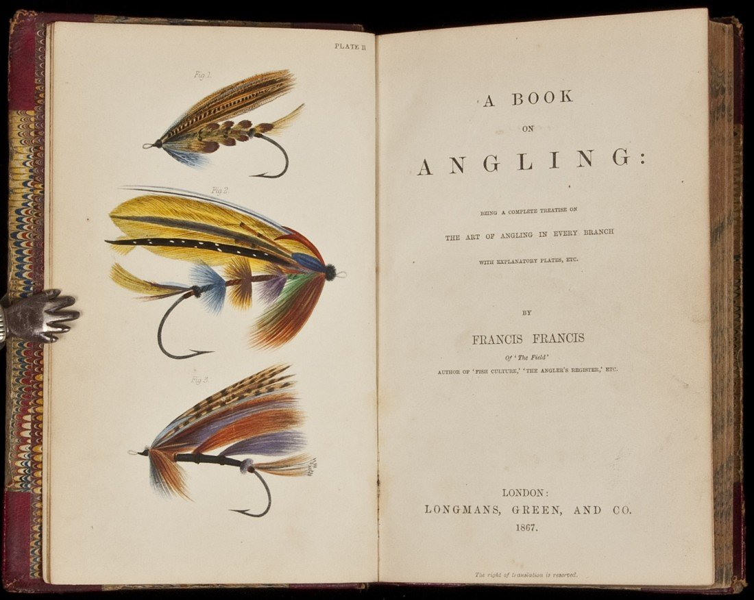 5: Francis Francis A Book on Angling 1867